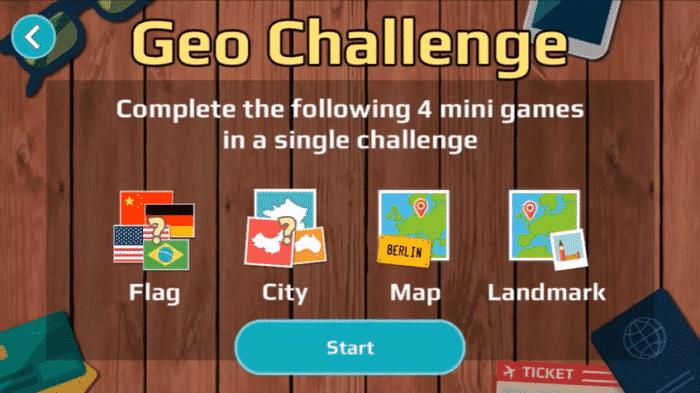 Giochi Geografici Per Pc e Smartphone geo challenge