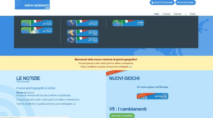 Giochi Geografici Per Pc e Smartphone giochi geografici