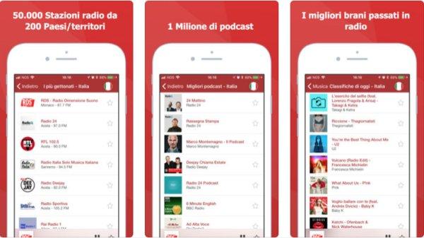 Ascoltare Radio Online Gratis -2