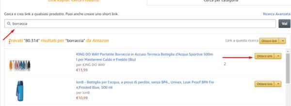 iscriviti per affiliazione Amazon