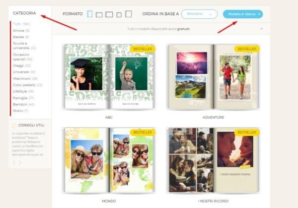 fotolibro online categoria