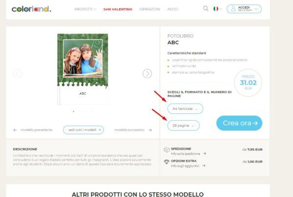 fotolibro online formato