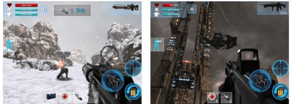 Giochi di Guerra Gratis con enemy strike 2