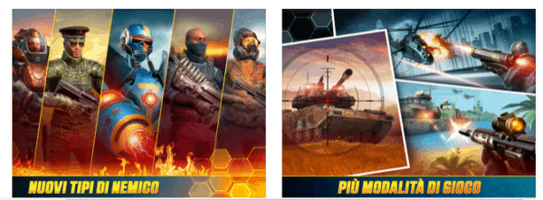 Giochi di Guerra Gratis con kill shot bravo