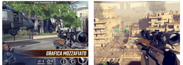 Giochi di Guerra Gratis con sniper strike