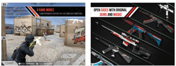 Giochi di Guerra Gratis con standoff