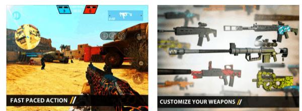 Giochi di Guerra Gratis con bullet force