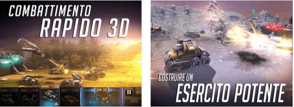 Giochi di Guerra Gratis con league of war