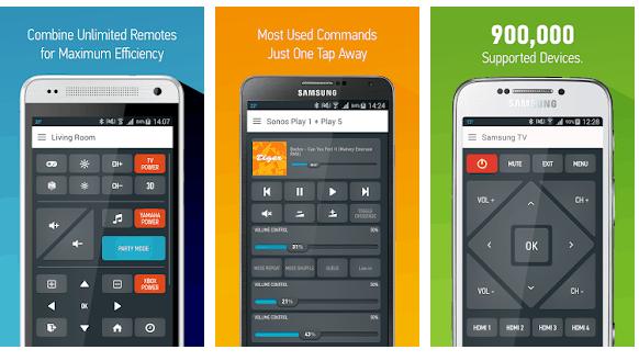 app per telecomando anymote