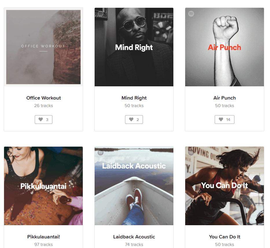 musicup - alternative spotfy