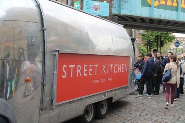 App per Muoversi a Londra e mangiare