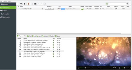 Programmi per Scaricare Film utorrent