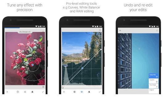 App Per Modificare Foto snappseed