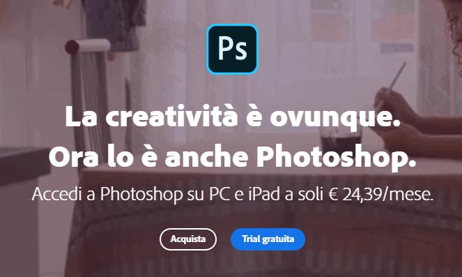 photoshop Programmi Di Grafica Online