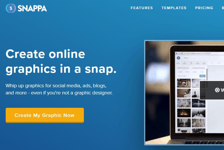 Programmi Di Grafica Online snappa
