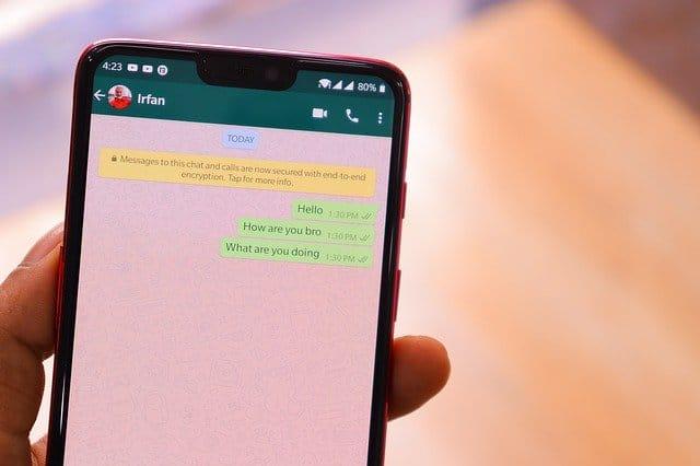 Come Nascondere Una Chat Su Whatsapp