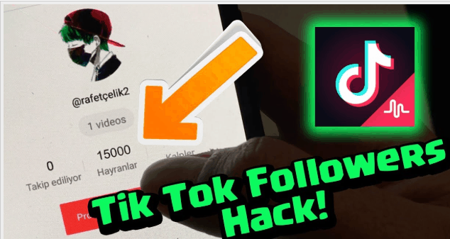 Tik Tok Followers Mod Apk follower