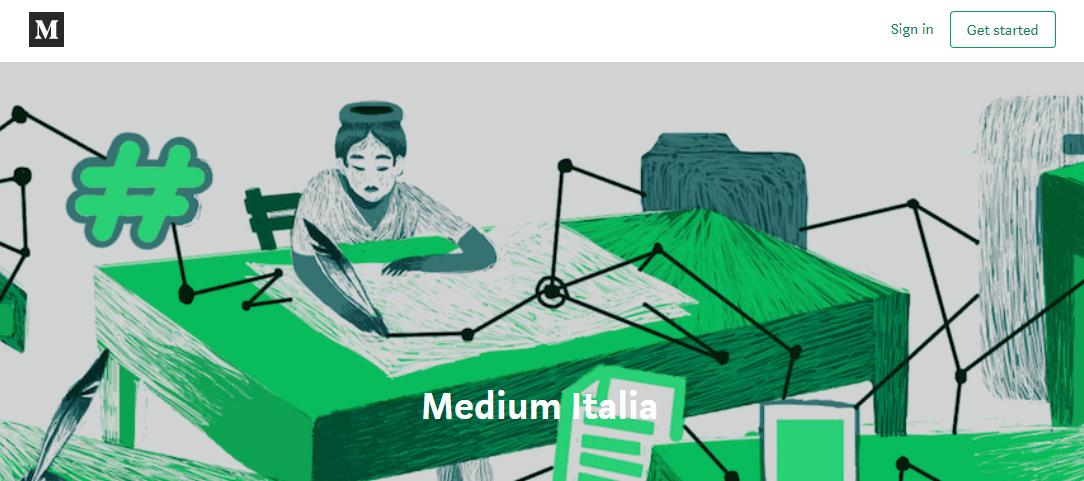 medium piattaforme di blog gratuite