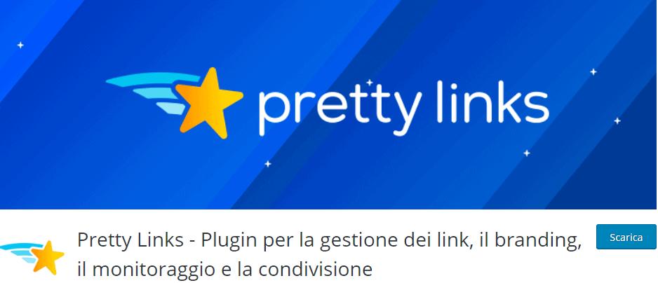 pretty link per wordpress