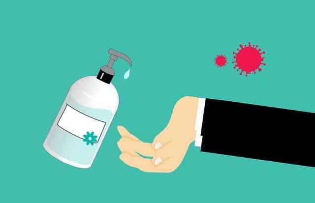 Igienizzante Mani Da Borsa