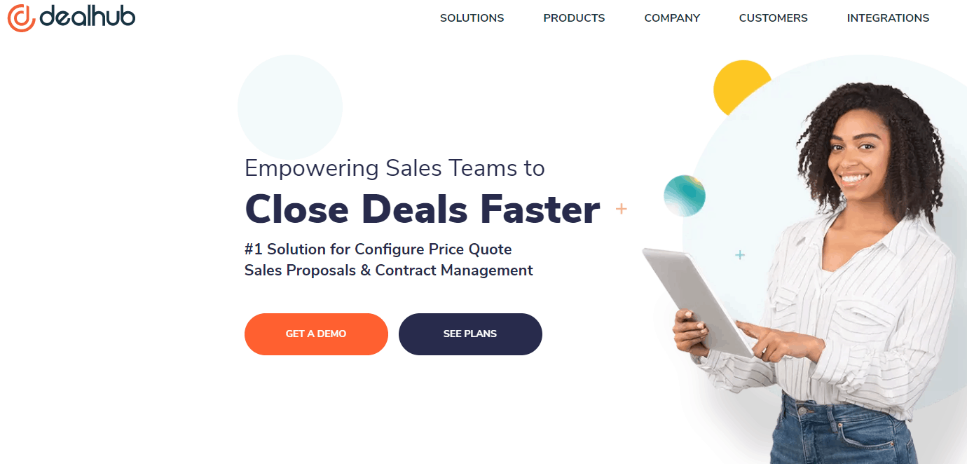 dealhub software free