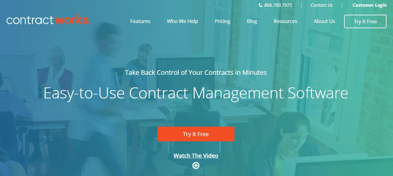 contractworks software contratti per te