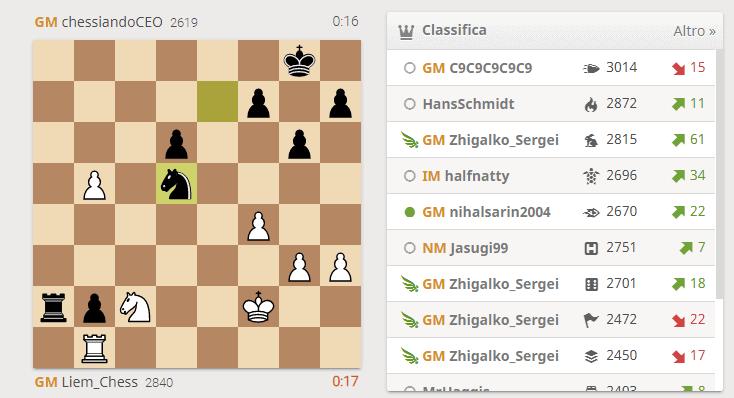 lichess giochi di scacchi