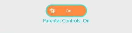 parental controls nintendo switch