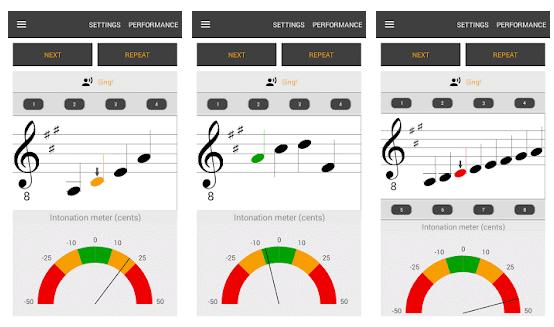 imparare a cantare intonati app