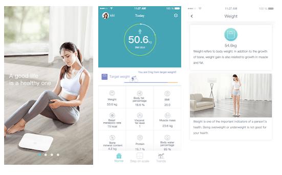 huawei body fat App Per Calcolare il Grasso Corporeo Per Android e iOS