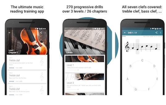 complete music App Per Leggere Gli Spartiti Musicali