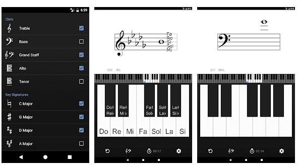 app per imparare a leggere la musica