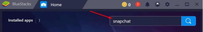 installare snapchat su pc