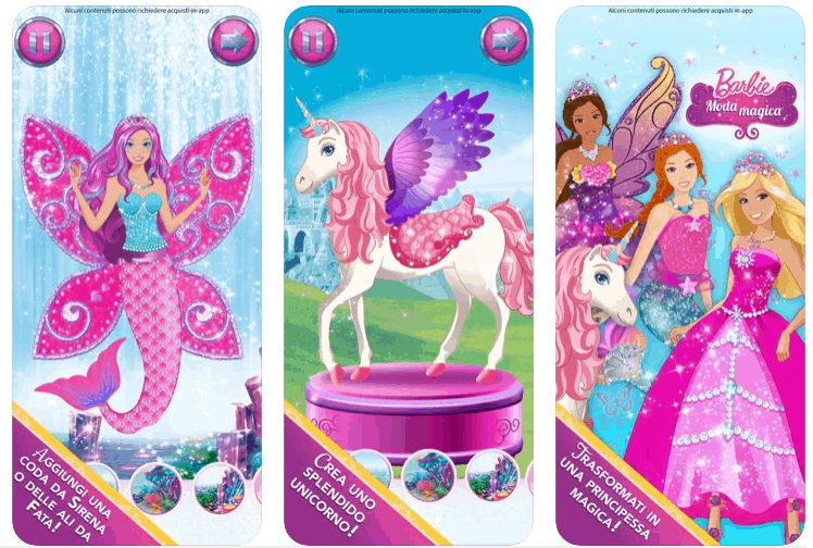 Barbie Moda Magica Giochi di Barbie Gratis