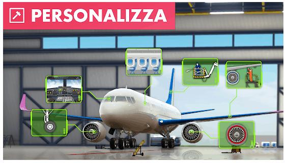 Airport City aeroporto gioco