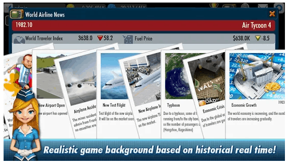 AirTycoon 4 gioco di simulazione aeroporto