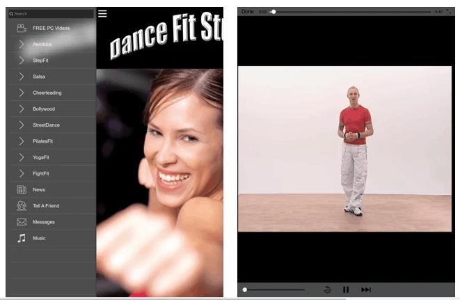 Dance Fit Studio Lite