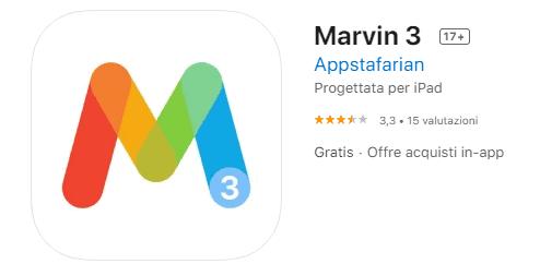 marvin 3 ebook reader