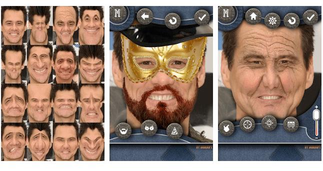 face e body modifica viso