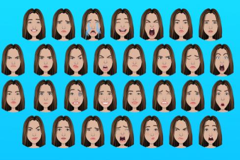 mirror ai app per creare emoji