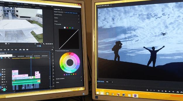 applicazione di editing video professionale