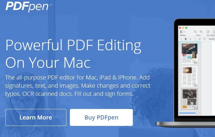 I Migliori 5 Editor PDF Online pdfpen