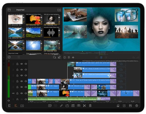 Lumafusion: Rivoluzionaria applicazione di editing video professionale