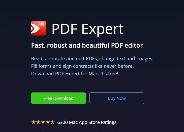pdf expert download