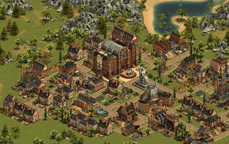 Forge of Empires, strategia e divertimento