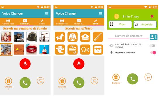 voice changer   App per Cambiare Voce In Chiamata (Android e iOS)
