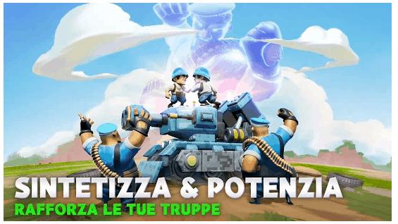 Top War: Battle Game ita