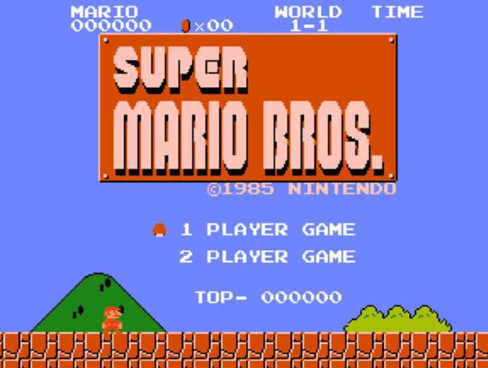 video giochi a 8 bit