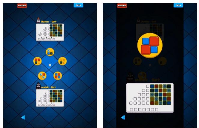 Gioco Puzzle Per iOS - Royal Tiles