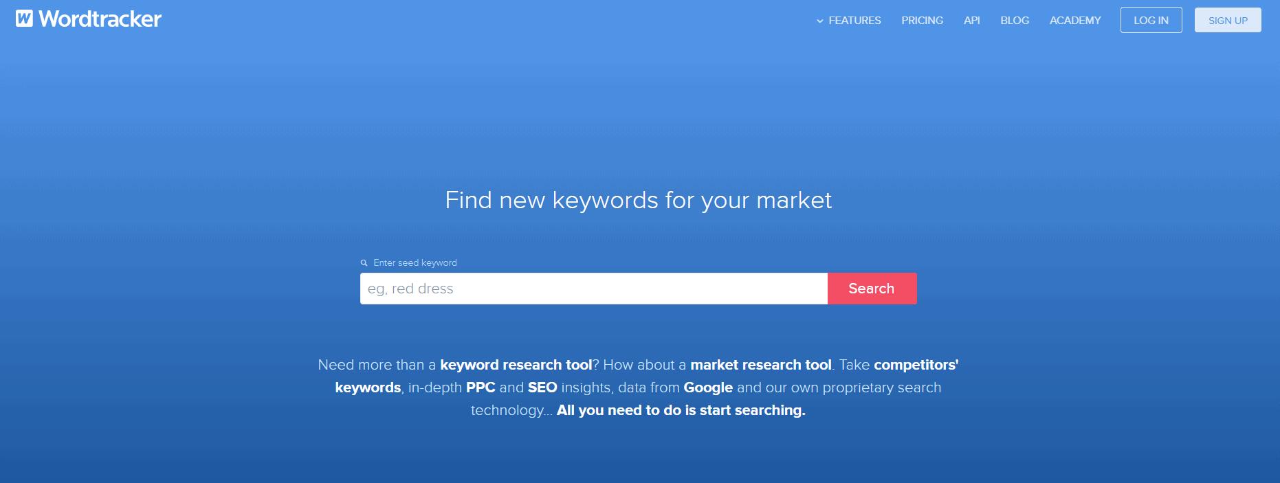 Recensione di Word Tracker e Come Utilizzarlo Nelle Tue Campagne SEO